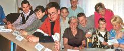 2006/2007 m. susipažinimas su Ventos socialinių globos namų jaunuoliais